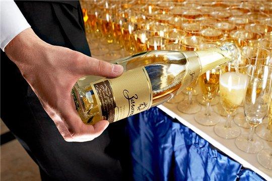 Конкурсы с бутылкой шампанского