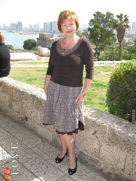 Знакомства женщины за 40 лет
