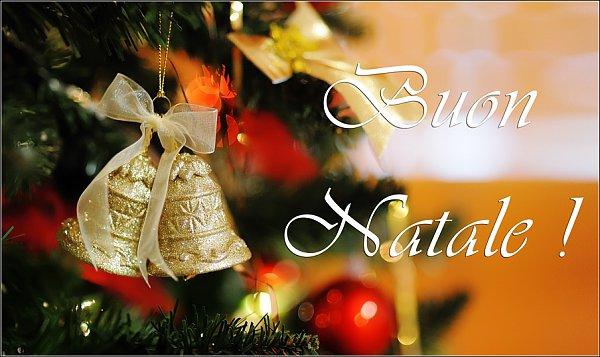 Итальянском поздравления рождеством