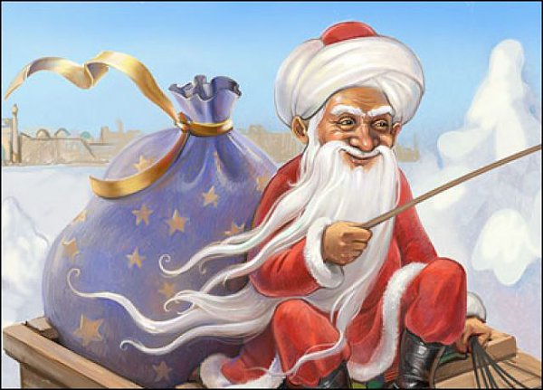 Поздравление на узбекском с новым годом