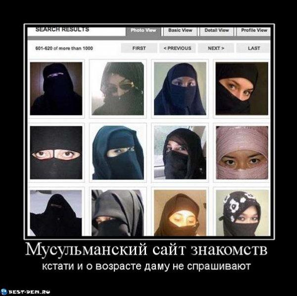 Мусульманские сайты для знакомства с