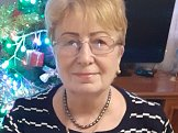 Галина из Днепропетровска, 64 года