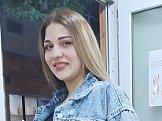 Дарья из Баку знакомится для серьёзных отношений