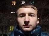 Серёжа из города Хорол, 19 лет