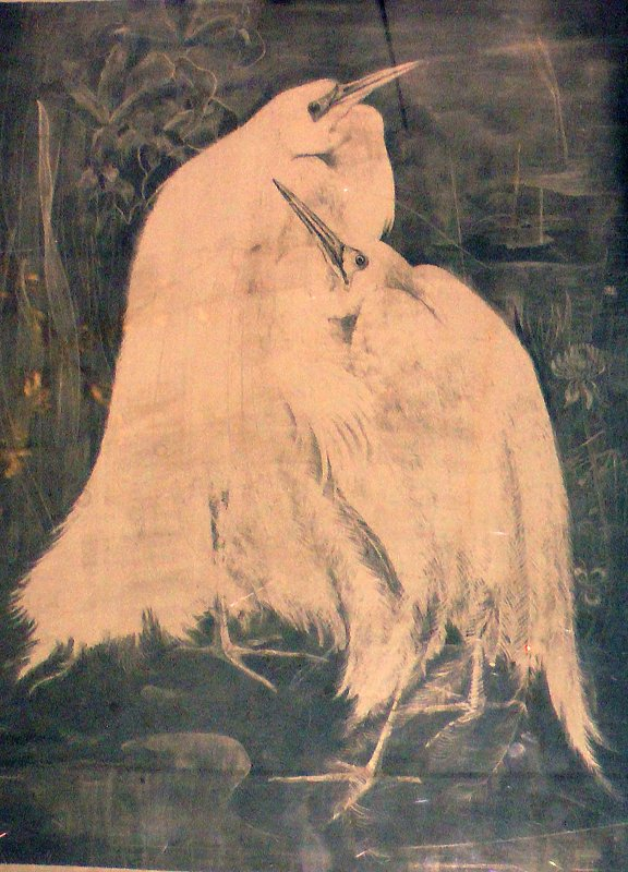 Мауриц Эшер. Белые вороны