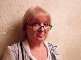 Лилия из Ставрополя, 62 года