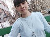Анастасия из Екатеринбурга, 28 лет